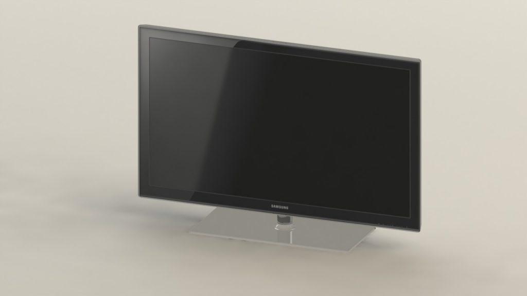 دانلود پروژه طراحی ال سی دی سامسونگ 40 اینچ