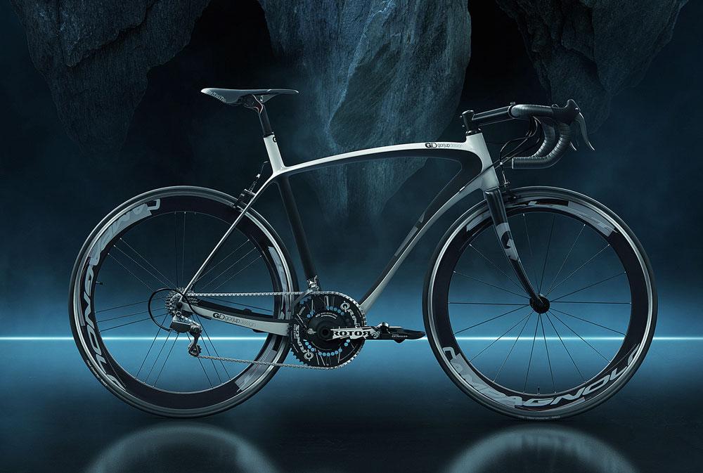 دانلود پروژه طراحی بدنه دوچرخه کربنی (تنه , فریم)
