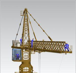 دانلود پروژه طراحی تاور کرین (جرثقیل برجی) (3)