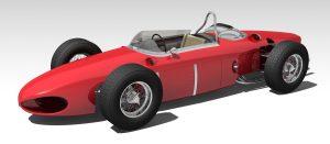 دانلود پروژه طراحی خودرو فراری Ferrari 156 F1 (2)