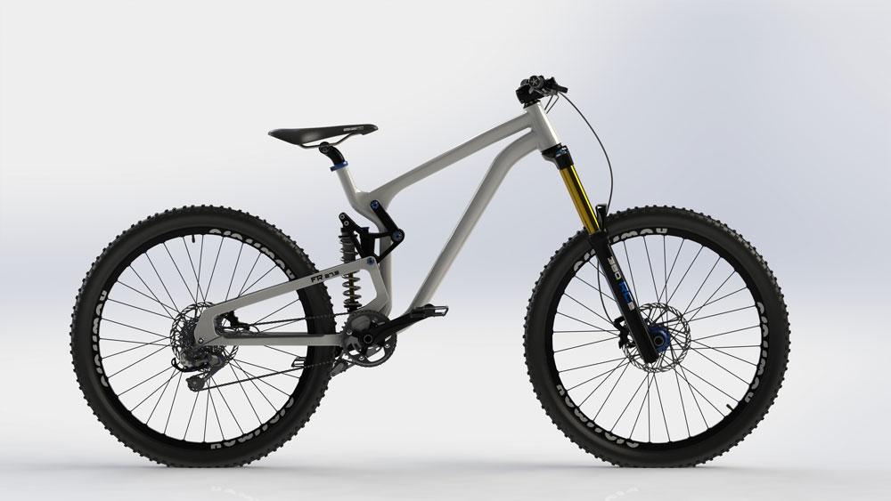 دانلود پروژه طراحی دوچرخه کوهستان MTB (3)