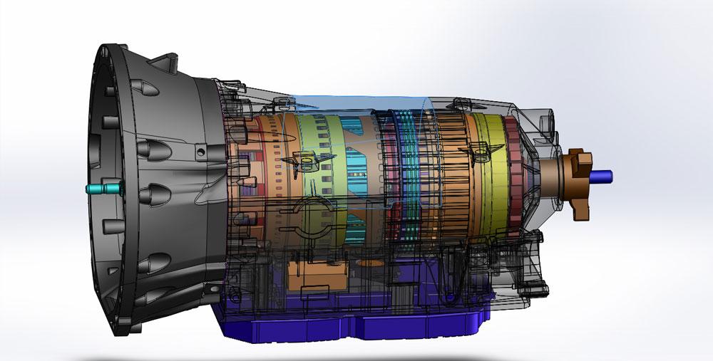 دانلود پروژه طراحی سیستم انتقال سرعت اتوماتیک مرسدس بنز (1)