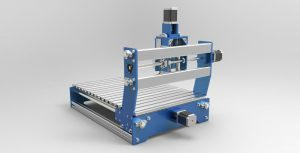 دانلود پروژه طراحی سی ان سی روتر 3 محوره CNC 3Axis