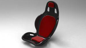 دانلود پروژه طراحی صندلی خودرو