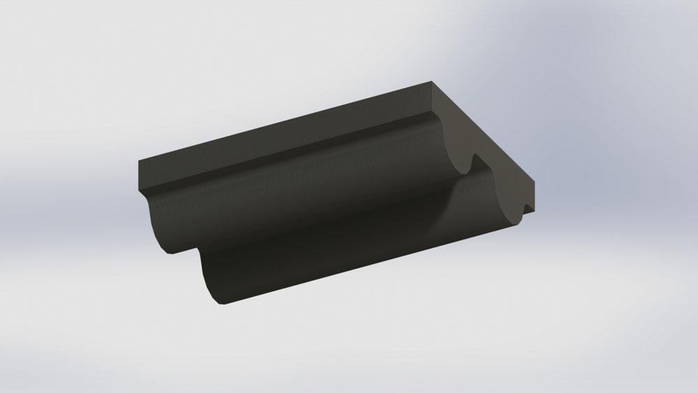 دانلود پروژه طراحی قرقره (پولی) 20 دندانه 5 میلیمتری (2)