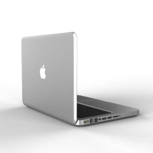 دانلود پروژه طراحی لپ تاپ مک بوک پرو MacBook Pro (2)