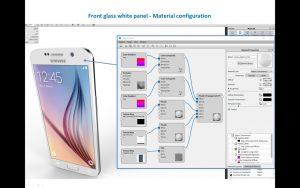 دانلود پروژه طراحی موبایل سامسونگ گلکسی اس 6