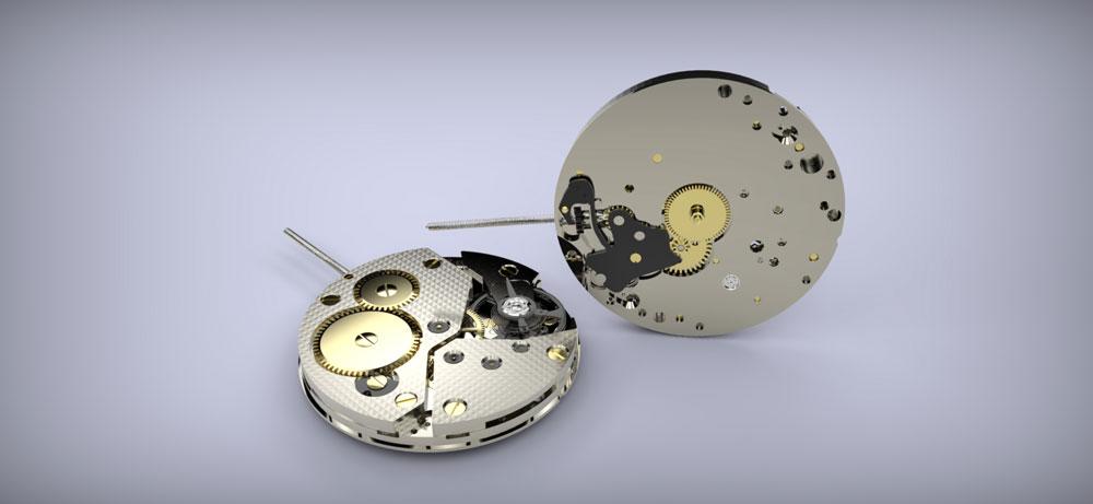 دانلود پروژه طراحی موتور ساعت (1)