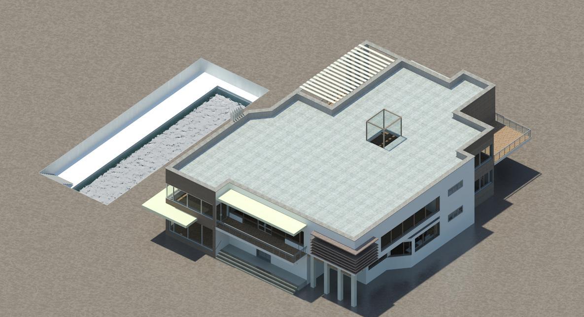 دانلود پروژه طراحی نقشه ویلا (2)