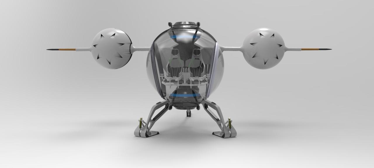 دانلود پروژه طراحی هلیکوپتر اُبلیویژن (5)
