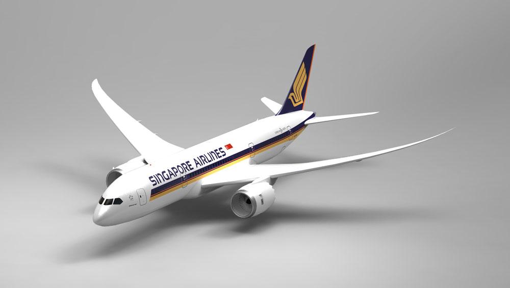 دانلود پروژه طراحی هواپیمای بوئینگ Boeing 787 (4)