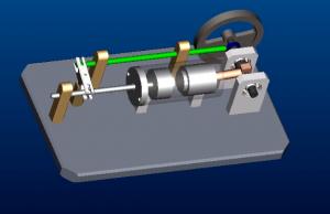 دانلود پروژه طراحی پیستون مغناطیسی