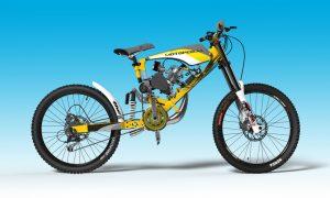 دانلود پروژه طراحی دوچرخه بنزینی موتوپدال Motopedal (1)