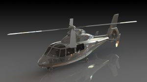 دانلود پروژه طراحی هلیکوپتر دوفین Eurocopter AS365 Dauphin (2)