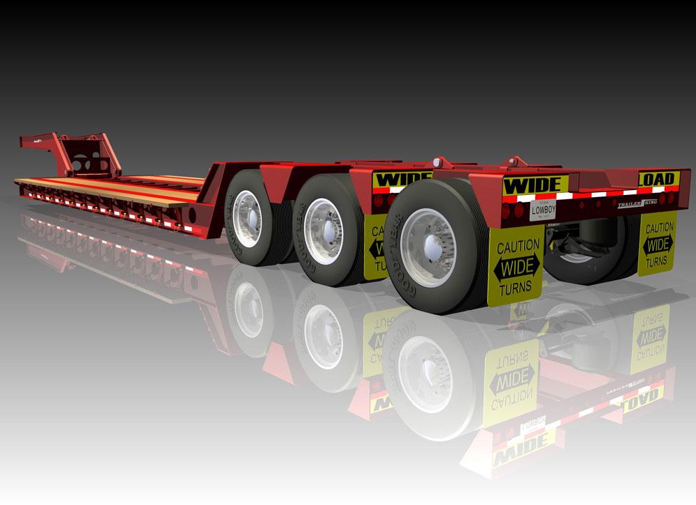 دانلود پروژه طراحی تریلر کامیون لوبوی (2)