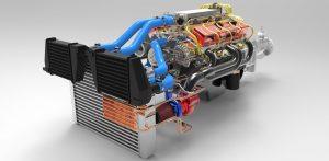 دانلود پروژه طراحی توربو موتور خودرو دوقلوی وی 8 شورلت