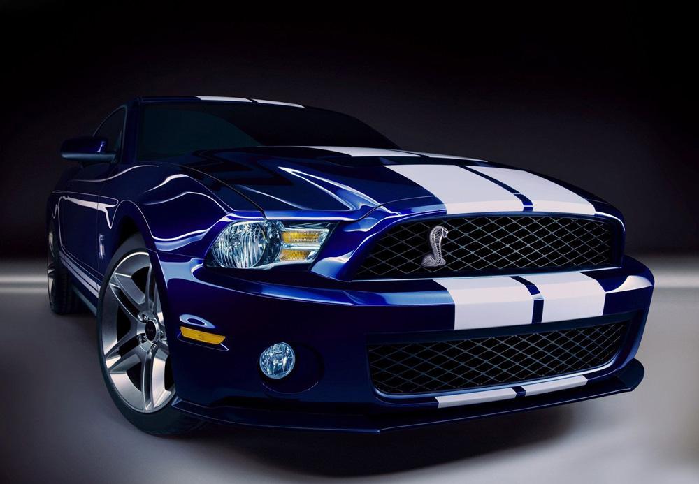 دانلود پروژه طراحی خودرو فورد شلبی جی تی (ford shelby gt 500)