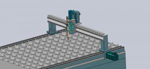 دانلود پروژه طراحی سی ان سی پلاسما برش (cnc plasma cutter) (1)