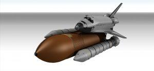 دانلود پروژه طراحی شاتل فضایی (2)