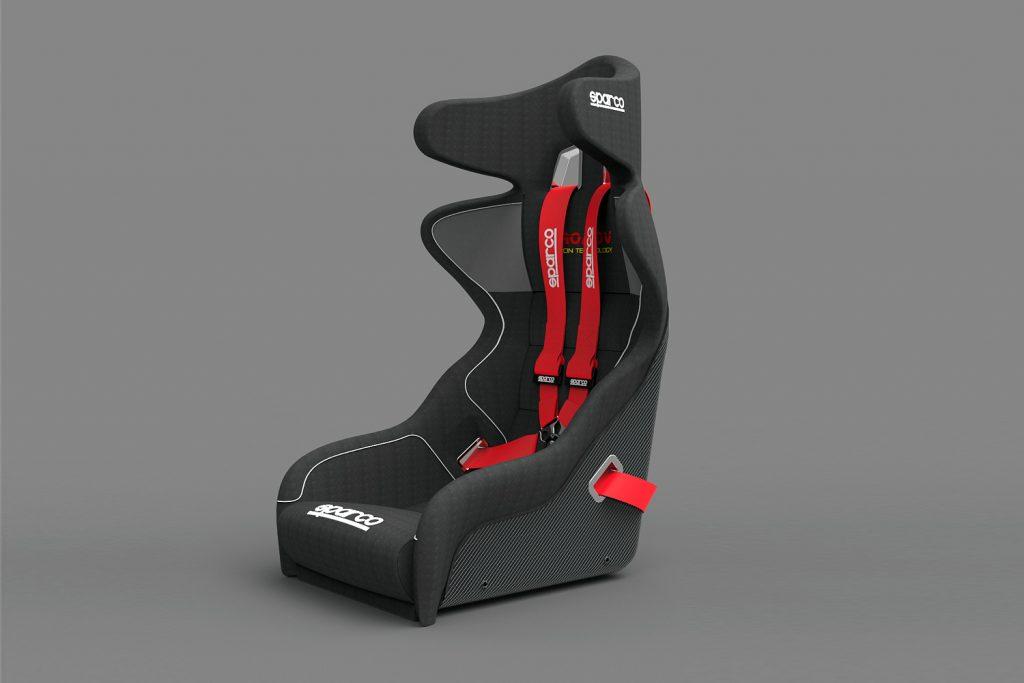 دانلود پروژه طراحی صندلی خودرو مسابقه ای اسپارکو اسپرت SPARCO (3)
