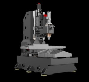 دانلود پروژه طراحی فرز سنتر عمودی VMC