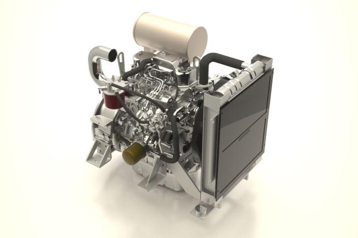 دانلود پروژه طراحی موتور دیزل