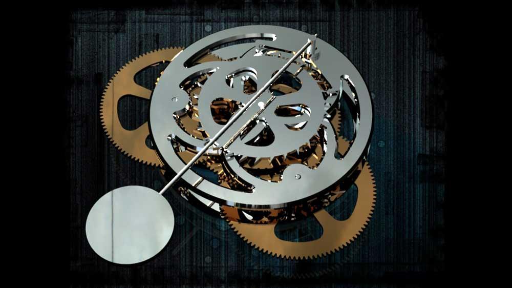 دانلود پروژه طراحی موتور ساعت پاندول دار (2)
