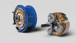 دانلود پروژه طراحی مینی موتور دوچرخه برقی ( Minimotor 250W )