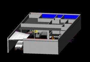 دانلود پروژه طراحی نقشه و پلان خانه ویلایی + طراحی مبلمان و دکوراسیون داخلی (15)