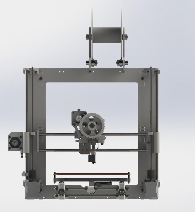 دانلود پروژه طراحی پرینتر سه بعدی پروسا prusa (2)