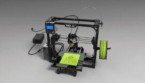 دانلود پروژه طراحی پرینتر سه بعدی LULZBOT TAZ 4 (1)