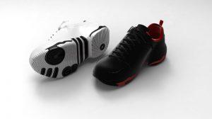 دانلود پروژه طراحی کفش اسپرت