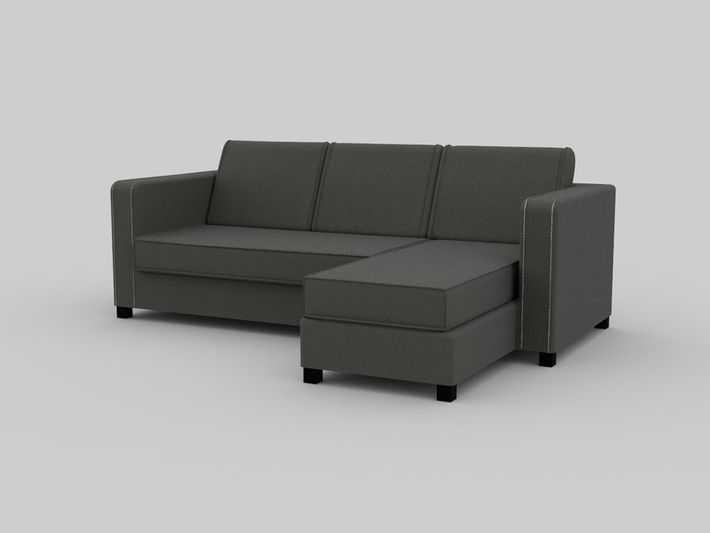 دانلود پروژه طراحی مبل راحتی کاناپه