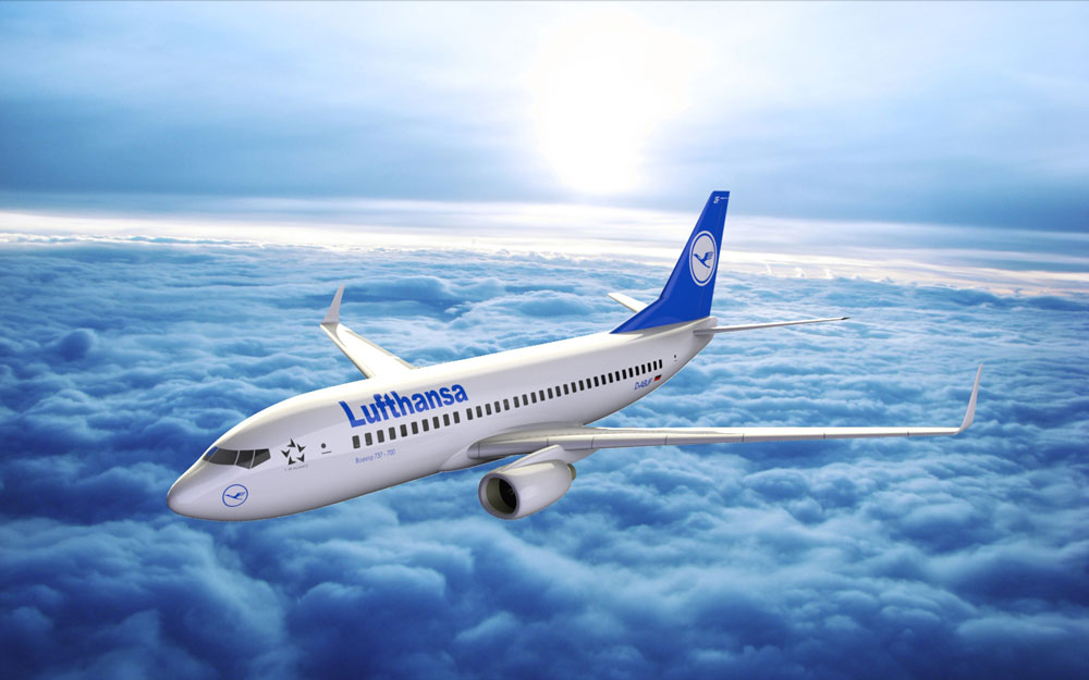 دانلود پروژه طراحی هواپیمای بوئینگ Boeing 737 (1)