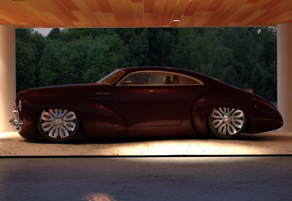 دانلود پروژه طراحی خودروی مفهومی هولدن افیجی (1)