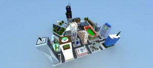 دانلود پروژه طراحی شهر مدرن (2)