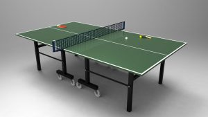 دانلود پروژه طراحی میز تنیس (پینگ پنگ)