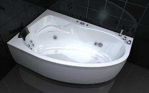 دانلود پروژه طراحی وان حمام مدرن