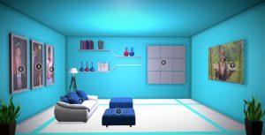 دانلود پروژه طراحی و دکوراسیون داخلی مدرن Interior Design