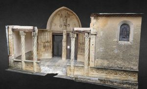 دانلود پروژه طراحی کلیسای قدیمی کلاسیک Classical Church old