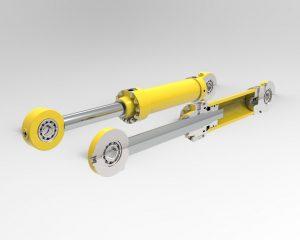 دانلود پروژه طراحی سیلندر هیدرولیک Hydraulic cylinder