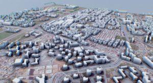 دانلود پروژه طراحی بلوک شهری