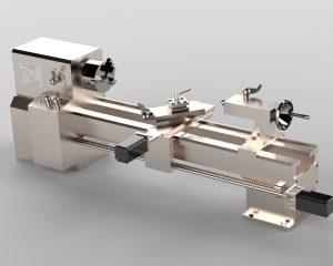 دانلود پروژه طراحی دستگاه تراش مکانیکی