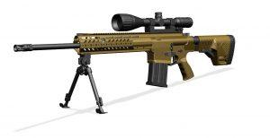 دانلود پروژه طراحی اسلحه دوربین دار KNT 76