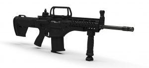 دانلود پروژه طراحی اسلحه MPT 76