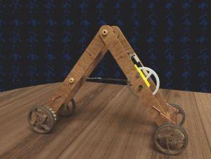 دانلود پروژه طراحی ربات قدم زن (استپر)