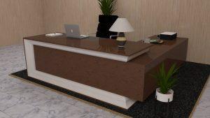 دانلود پروژه طراحی میز مدیریت خاص
