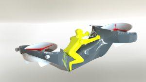 دانلود پروژه طراحی هاوربایک (موتورسیکلت پرنده) (1)