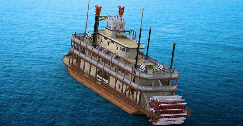 دانلود پروژه طراحی کشتی چوبی با جزییات کامل (2)