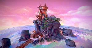 دانلود پروژه طراحی جزیره و خانه